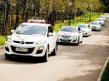 Украшение машин на свадьбу своими руками