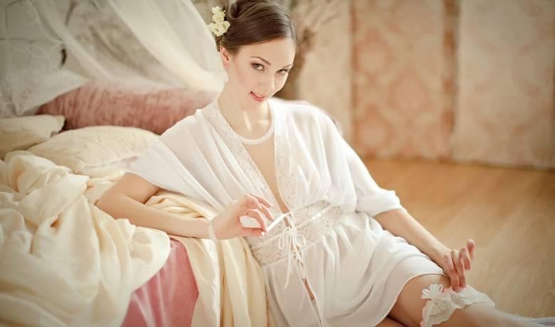 Какое нижнее белье одеть под свадебное платье
