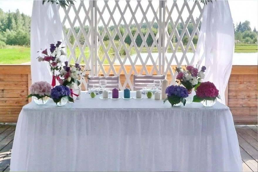 Как организовать свадьбу на природе: советы и идеи