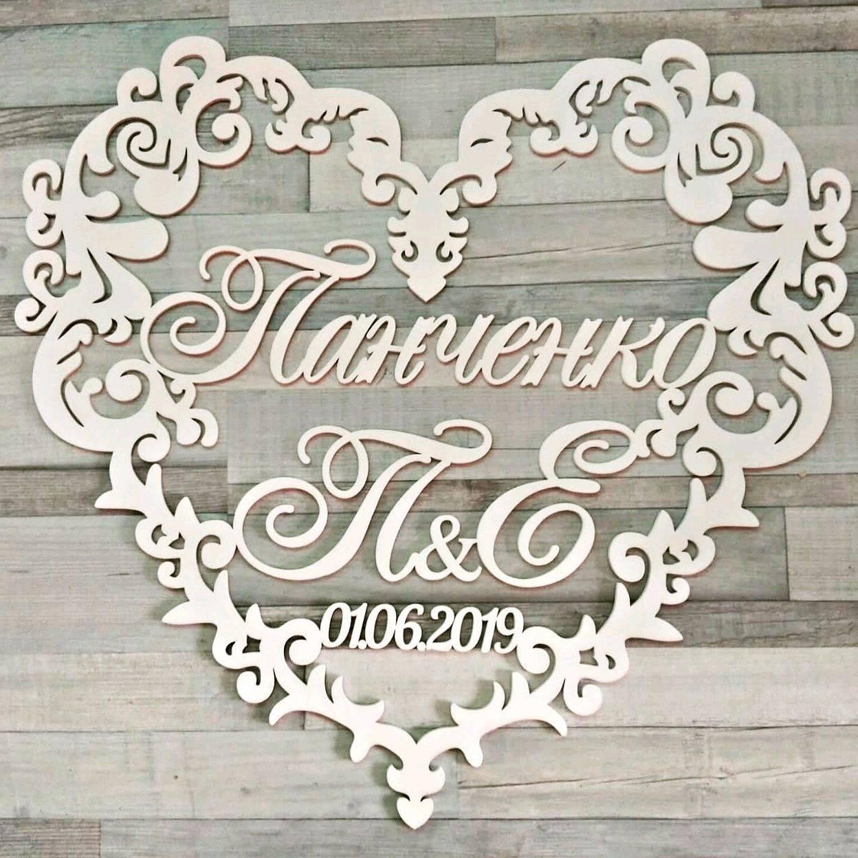 Свадебный герб: символ и оберег рода