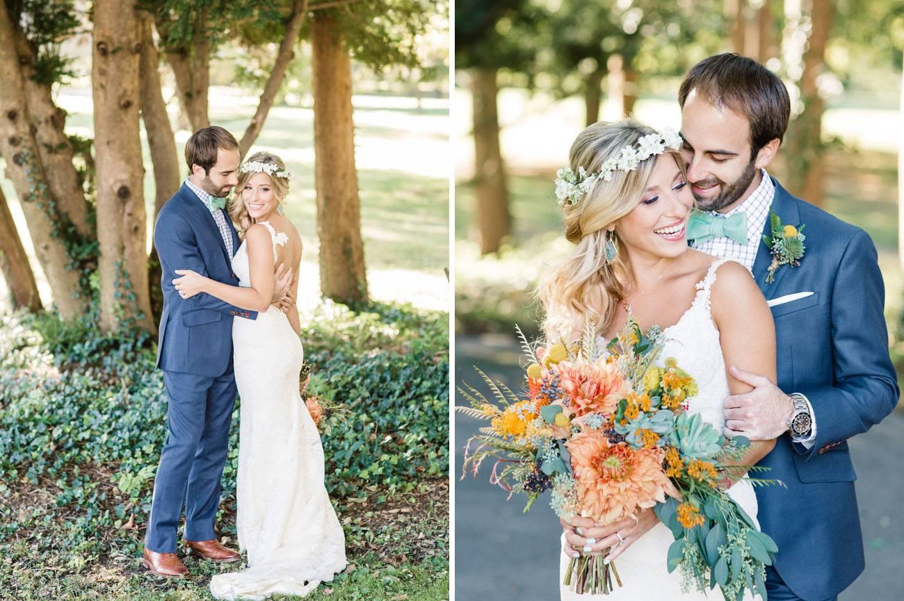 Мятно-золотая свадьба: нежность и роскошь главного дня в вашей жизни