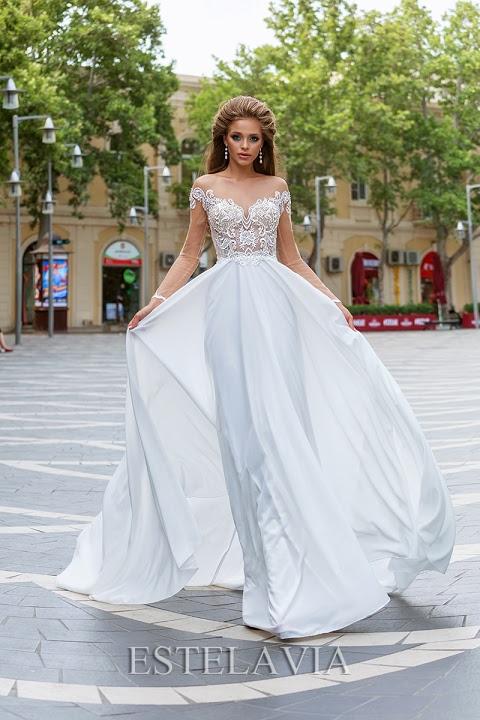 Свадебные платья для беременных: большой обзор существующих моделей