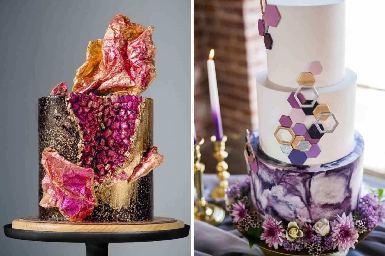 Выбираем свадебный торт