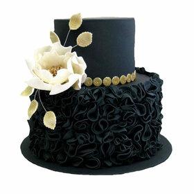 Как выбрать идеальный торт для свадьбы? 30 фото тортов.