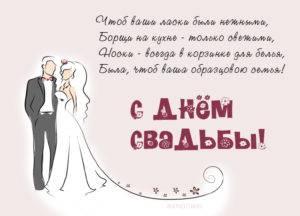 Поздравления молодоженам в стихах  прикольные идеи, как поздравить молодых с днем свадьбы