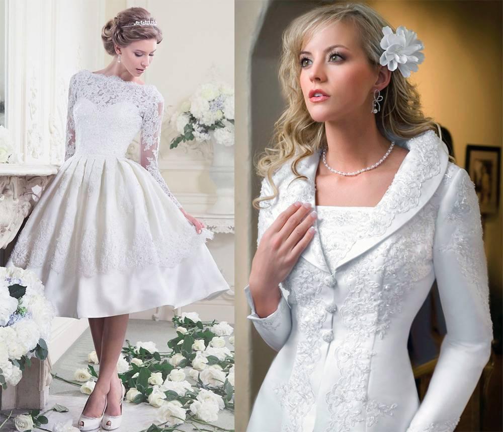 Свадебные платья для венчания