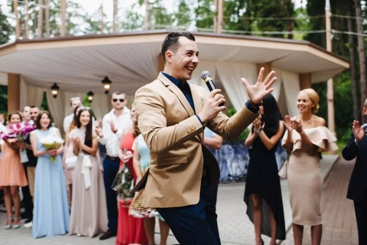 Представление гостей, родителей и родственников на свадьбе