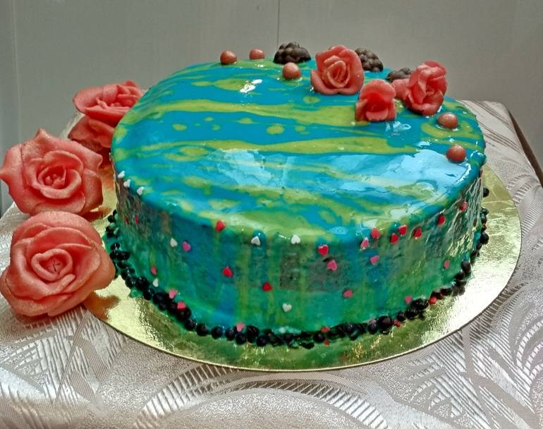Начинка для свадебного торта: самые вкусные идеи, виды и варианты (фото)