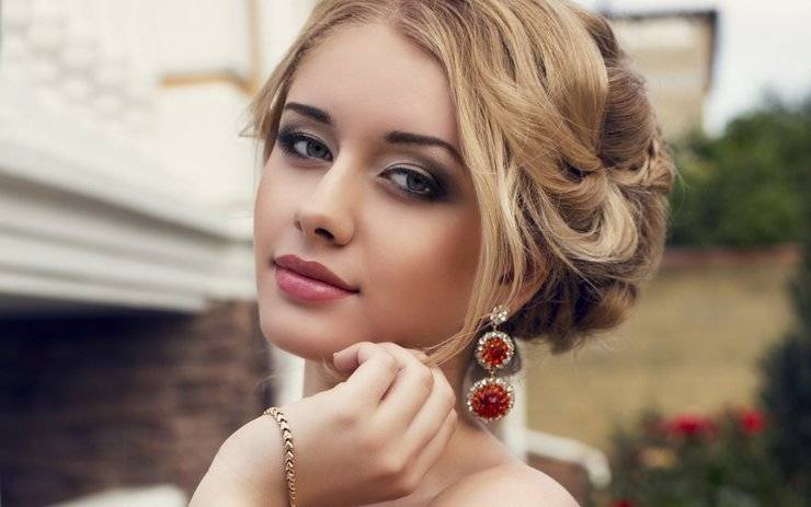 Как сделать свадебный макияж самой