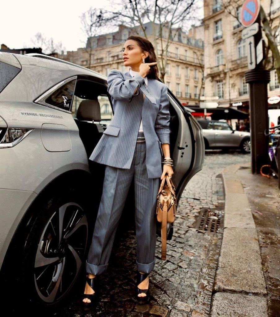 Красивые женские деловые костюмы 2020-2021 - фото, модные деловые костюмы для женщин