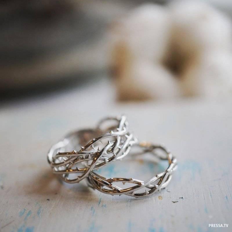 Как выбрать красивые и необычные обручальные кольца для жениха и невесты в 2020 году?