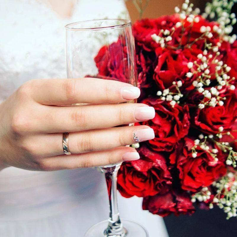 Свадебный маникюр 2017 – лучшие идеи, новинки, модные тенденции