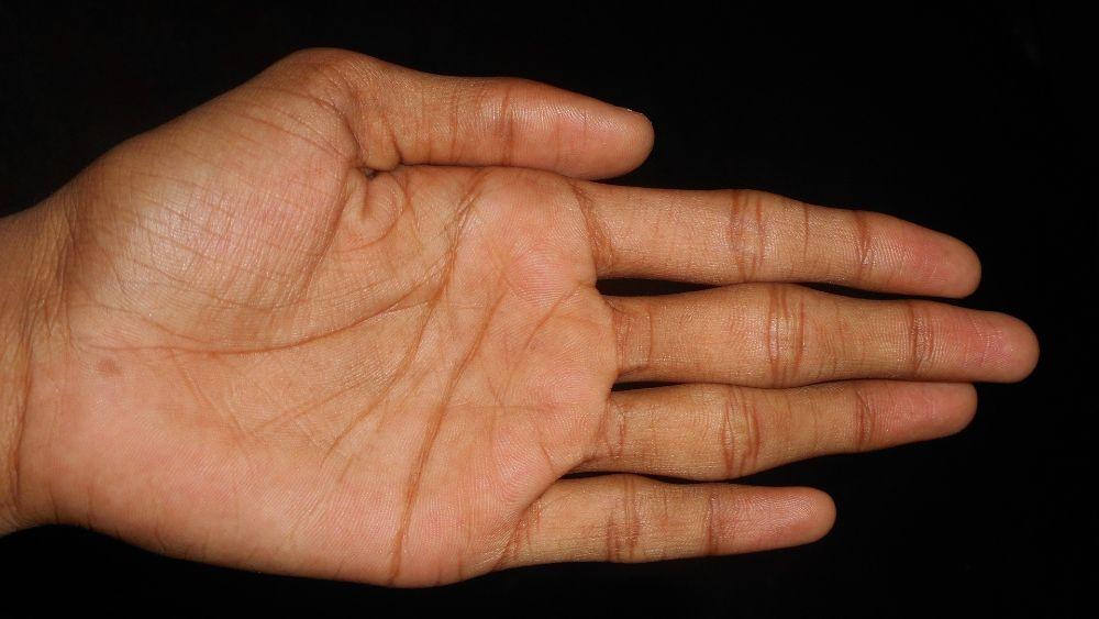 Линия брака на руке