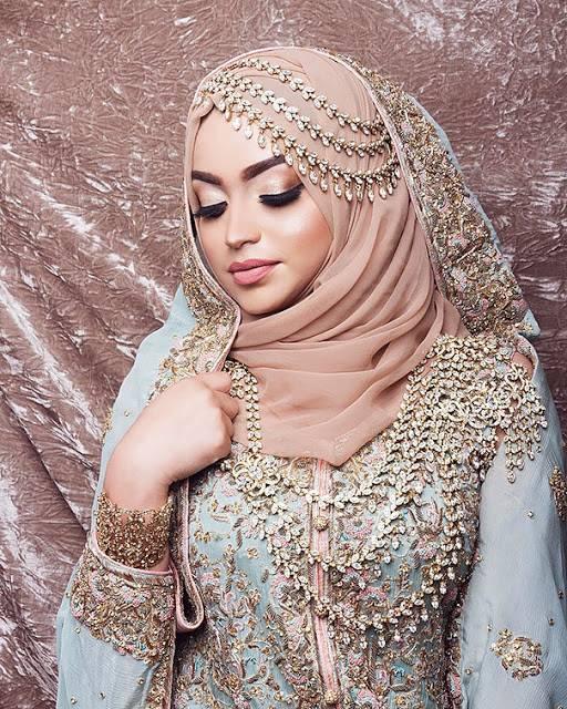 Новая коллекция исламских вечерних платьев