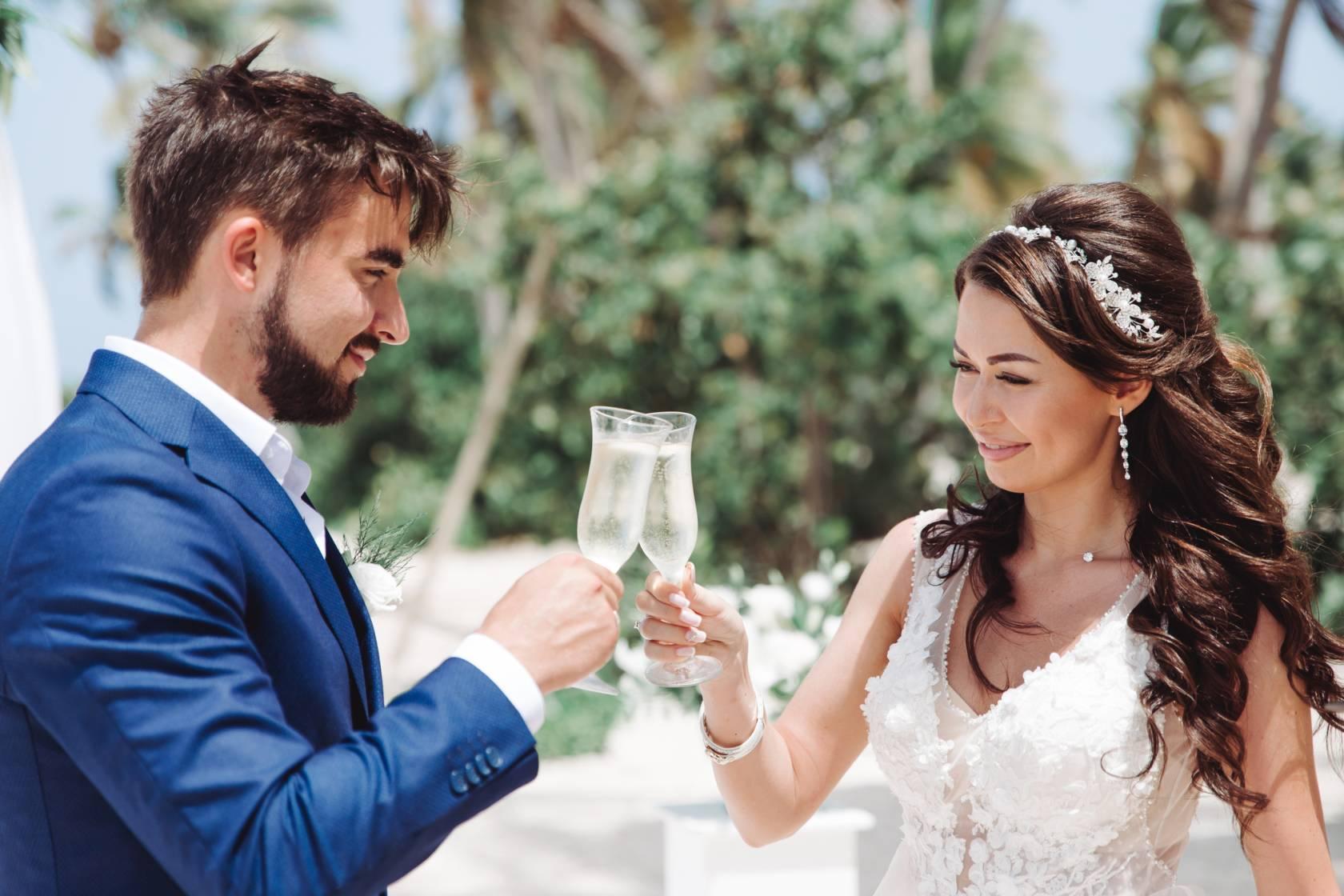 Что такое песочная церемония на свадьбе?