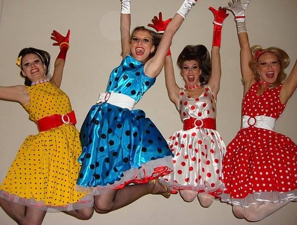 Тематическая вечеринка в стиле «стиляги»: идеи оформления, развлечения и нарядов