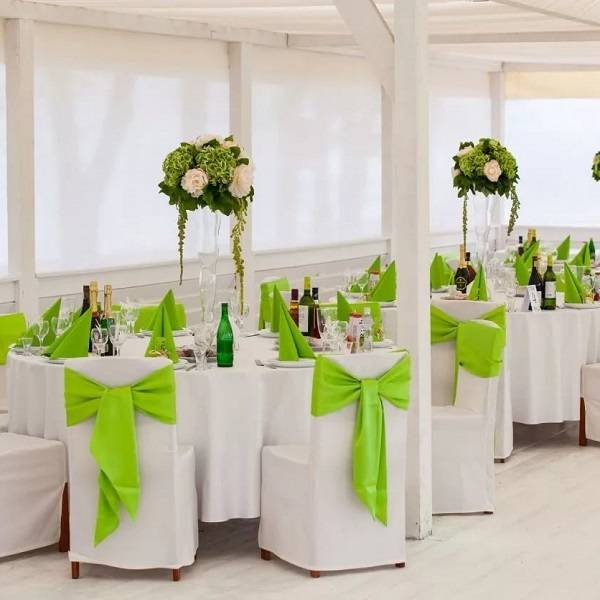 Топ-10 бюджетных идей для стильного свадебного декора