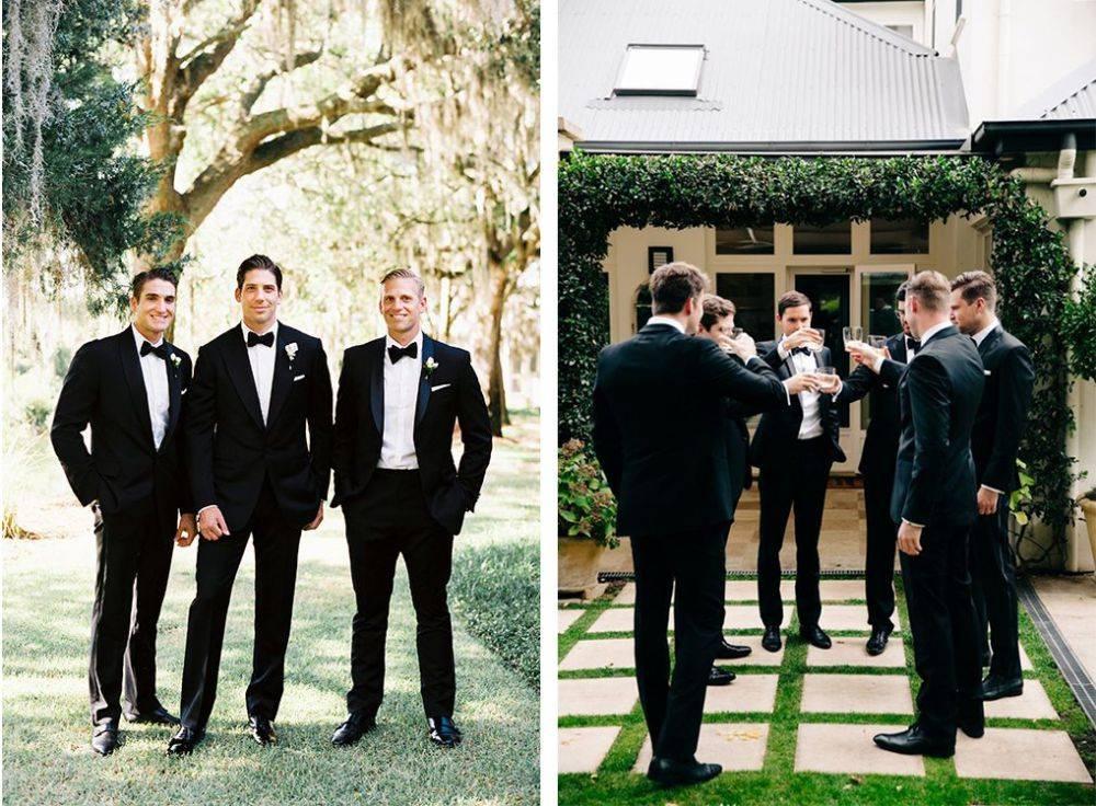 Статный и нарядный гость: как одеться на свадьбу мужчине
