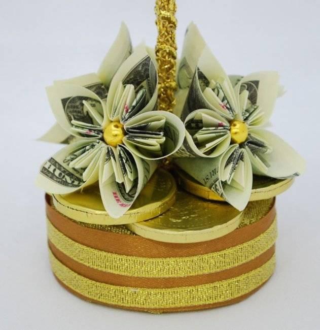 Коробка для денег на свадьбу — как сделать своими руками оригинальный аксессуар? (72 фото + видео)