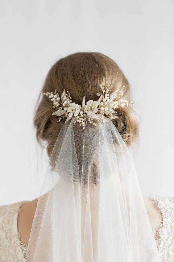 Свадебные прически 2019-2020 фото, свадебная прическа невесты на длинные, короткие, средние волосы