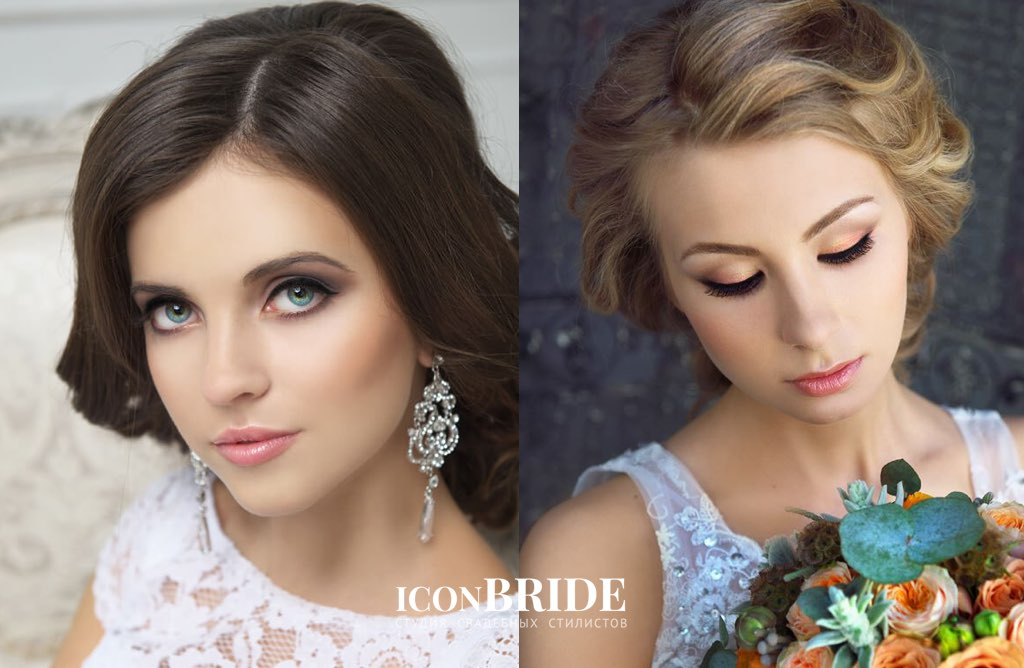 Свадебный макияж: бьюти-досье