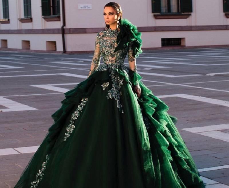 Красивые модные платья 2019-2020 года, фото, новинки, тенденции