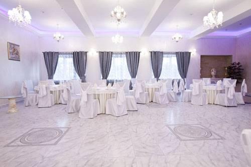 Как выбрать банкетный зал для свадьбы: топ-10 важных моментов ()