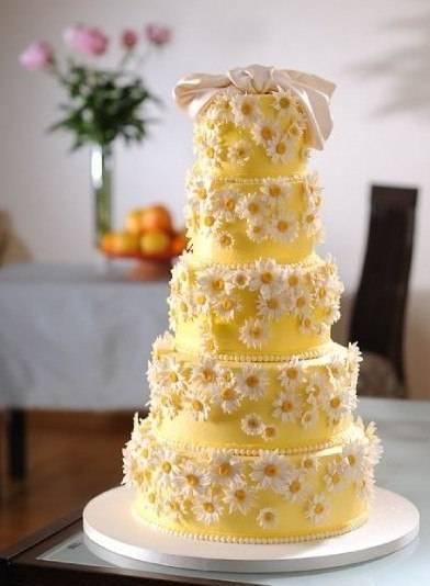 Красивые свадебные торты 2018 фото 66 модных идей