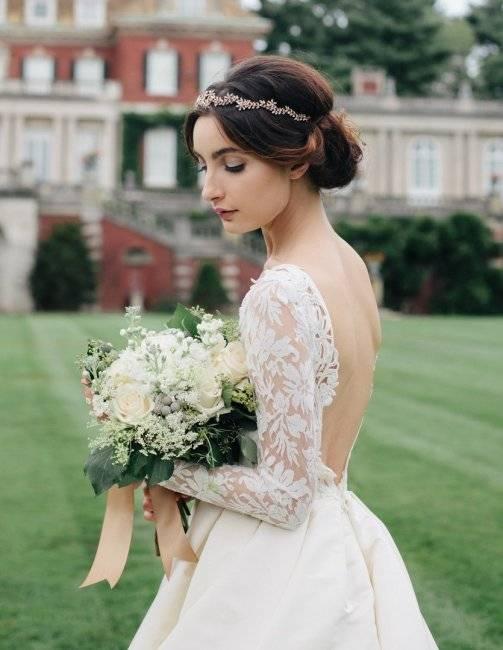 Идеальный свадебный макияж