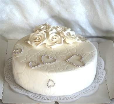 Сестре на серебряную свадьбу - торты на серебряную свадьбу фото - запись пользователя панова лариса (lorik_01) в сообществе кондитерская в категории торты свадебные - babyblog.ru