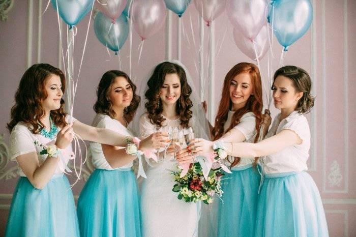 Веселые конкурсы и игры на девичник для невесты и подруг