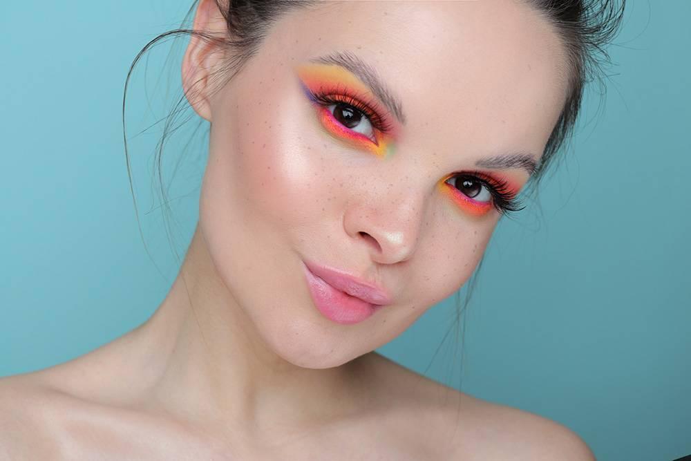Красивый дневной макияж 2019-2020, фото, новинки, тенденции каждодневного макияжа