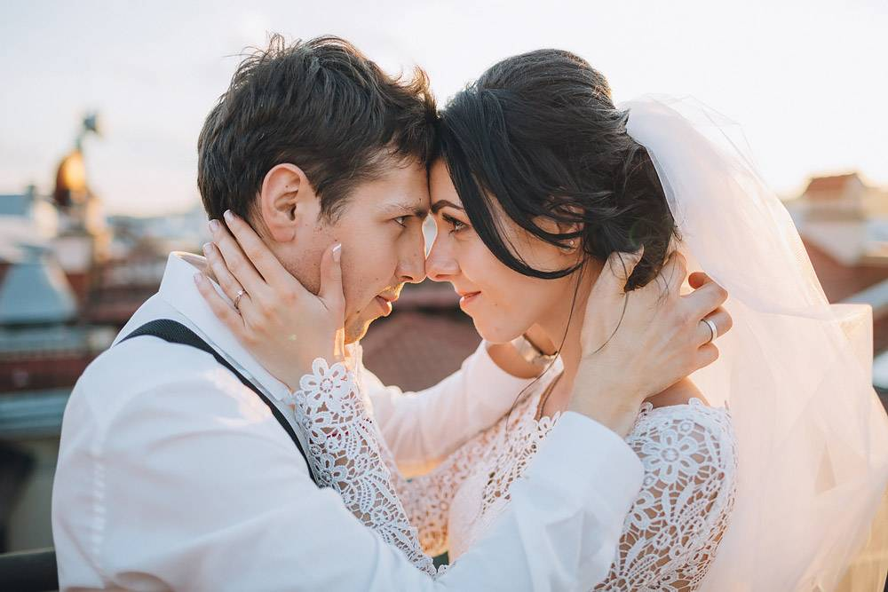 Регистрация брака без торжественной церемонии