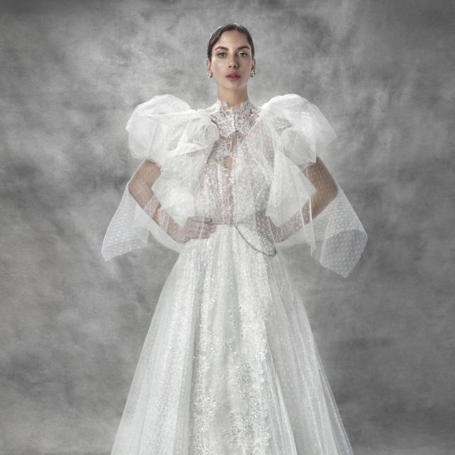 Лучшие свадебные платья 2020-2021, фото, новинки, тенденции