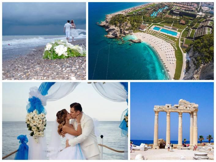 Сколько стоит свадьба в турции?