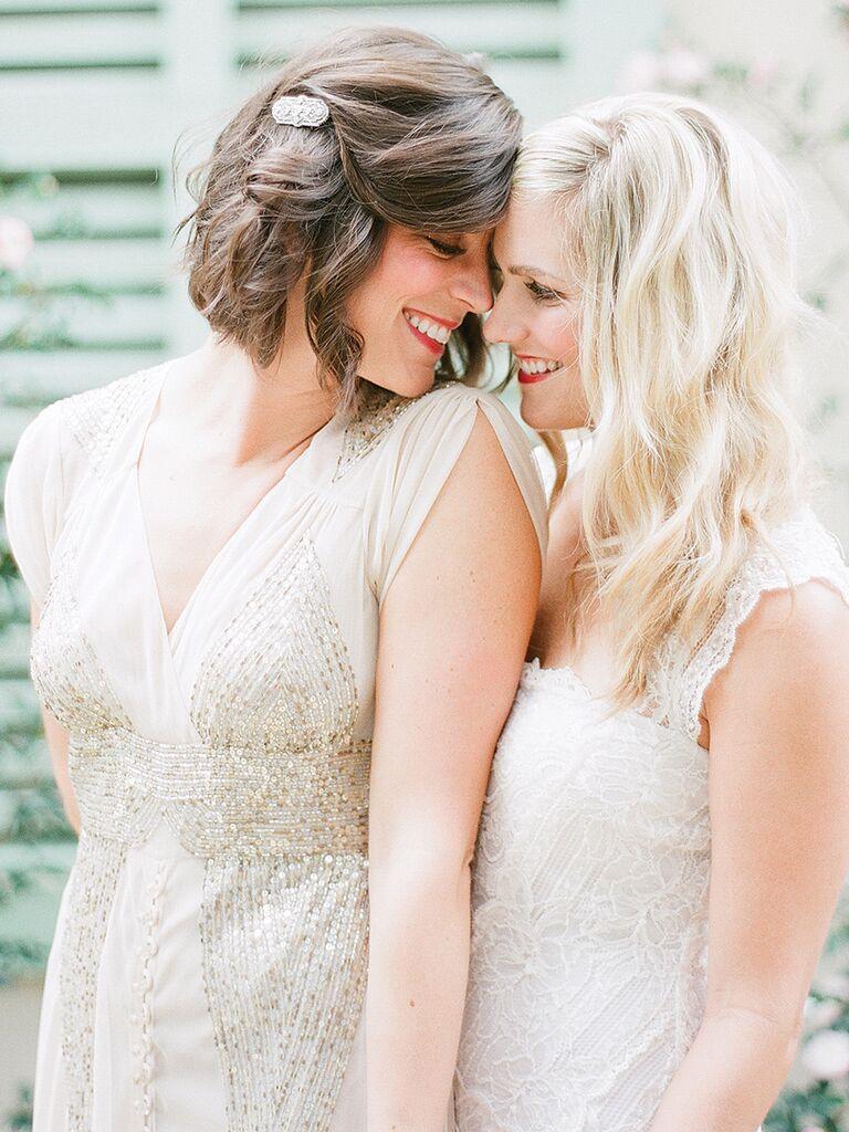 9 свадебных стилей: образы молодоженов в деталях и примерах