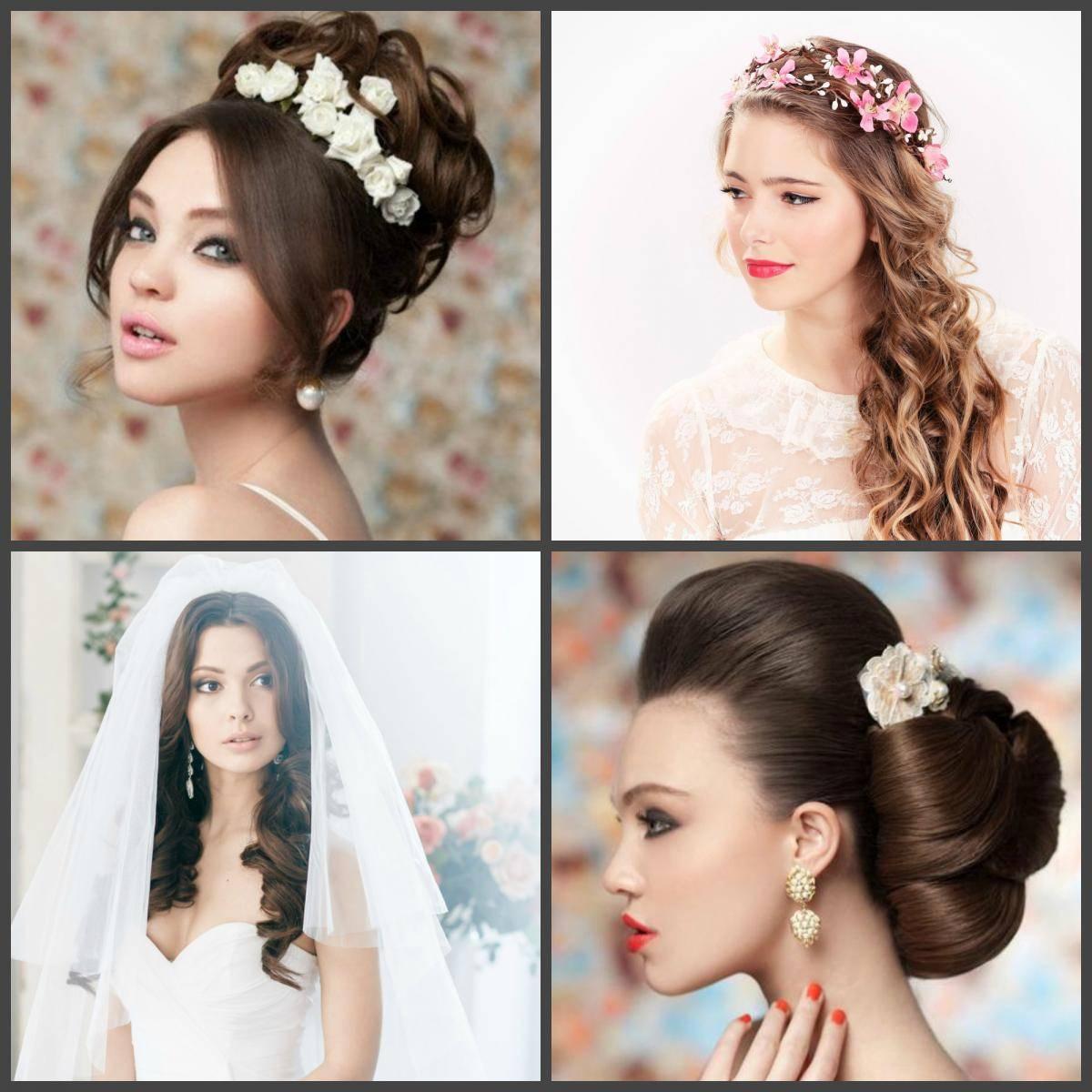 Как правильно подобрать украшения для свадебной прически