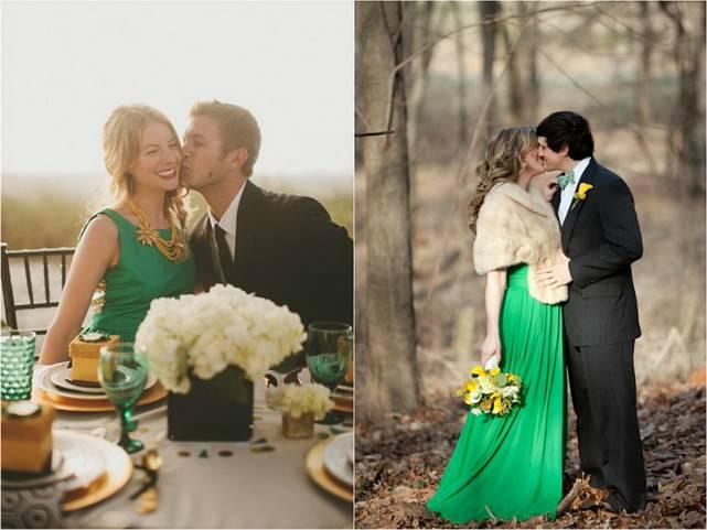 Сонник зеленое свадебное платье. к чему снится зеленое свадебное платье видеть во сне - сонник дома солнца