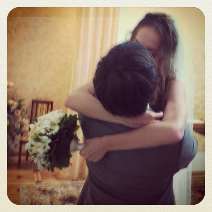 До свадьбы