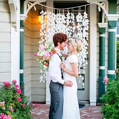Как украсить комнату невесты своими руками. дом невесты, или декор квартиры перед свадьбой