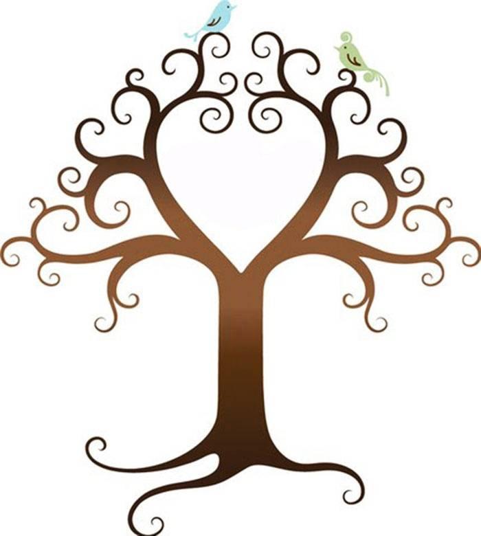 Оформление пожеланий на свадьбу: книга поздравлений, дерево пожеланий и другие идеи