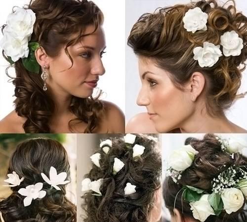 Свадебные прически: фото, 200 лучших идей для невест   vashi-volosy.ru