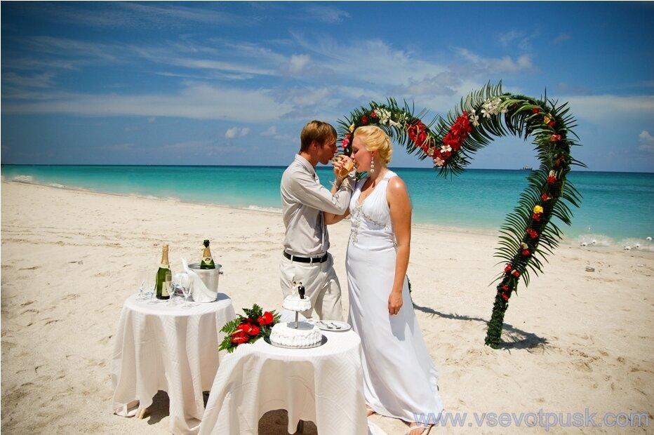 Организация свадьбы на островах: идеи и советы