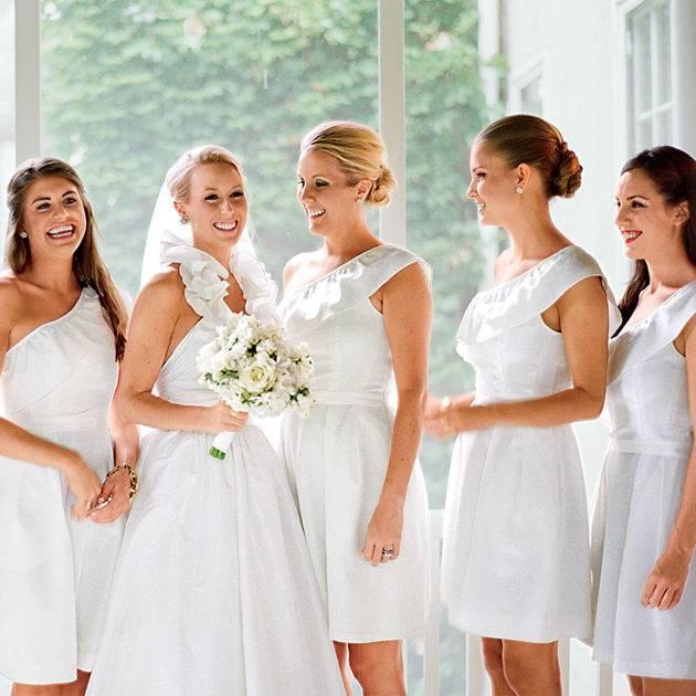 Приметы связанные со свадебным платьем: как не навлечь на себя беду
