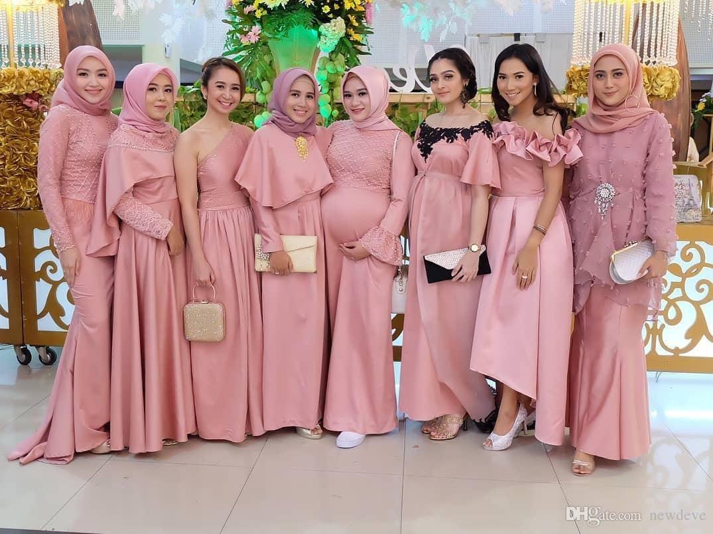 Мусульманские свадебные платья: модные фасоны от известных дизайнеров