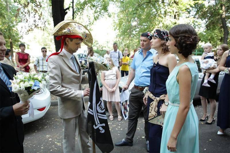 Танцевальный выкуп невесты: сценарий с веселыми конкурсами
