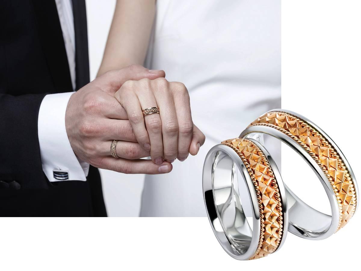 На каком пальце носят кольцо женатые мужчины