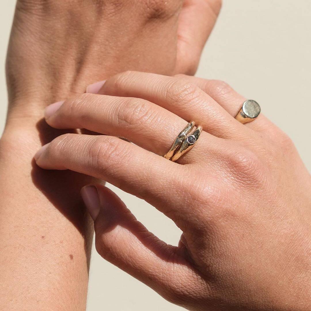 Обручальные кольца 2020 года