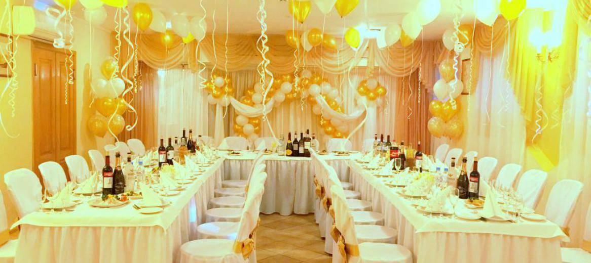 Меню для свадебного банкета (варианты)