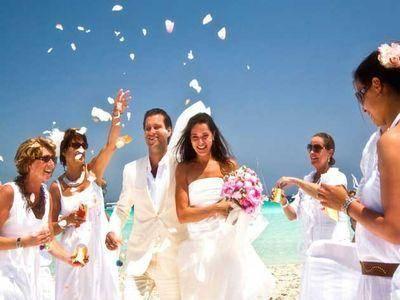Свадьба в таиланде: сказка под пальмами у моря